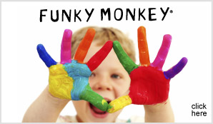 Funky Monkey - Kids Clothes